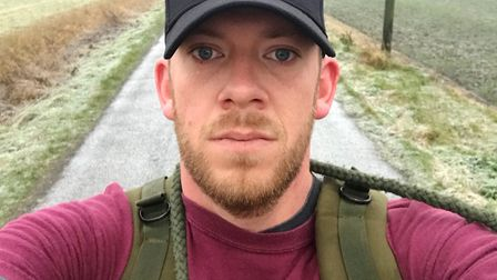 Fitness trainer and former paratrooper Paul Freear to run 75 miles for charity to mark 75th D-Day an