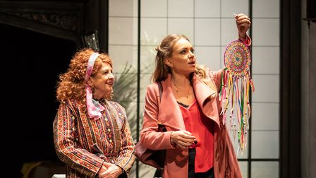 The House on Cold Hill is at the Cambridge Arts Theatre until Saturday May 25. Picture: HELEN MAYBAN