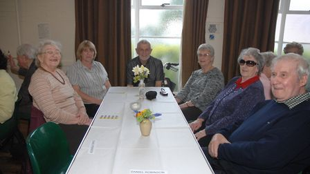 Dunmow Disabled Club celebrated its 60th anniversary