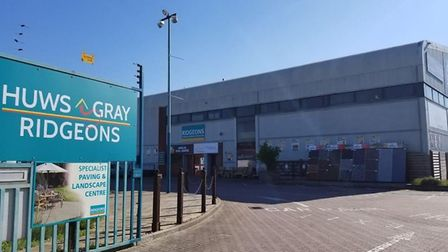 A builders merchants in March has undergone a revamp to help speed up service. Picture: RIDGEONS.
