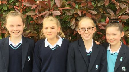 Seven King's Ely Junior pupils have qualified for the finals of a fiercely-contested national swimmi