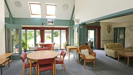 An Lac House which has been affected by cuts to housing related support in Cambridgeshire. Picture: