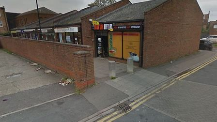 Fenland Walk - A man is wanted by police officers after he exposed himself in a March salon before g