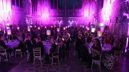 Last years Ely Business Awards at Ely Cathedral. Picture: IAN CARTER