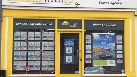 Cambridgeshire travel agents Holiday With Us have been shortlisted for a top award at the annual Age