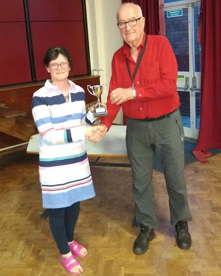 Budding photographers at Ely Photographic Club were commended at an annual awards ceremony. Pictured