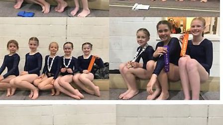Littleport Gymnastics Club (LGC) travelled to Kent at the weekend to compete in The Meapa Invitation
