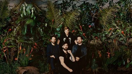 Award-winning band Foals will perform at Thetford Forest later this month – and we have three pairs
