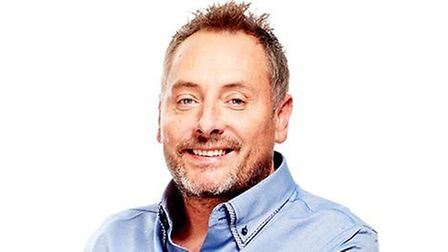 Kev Lawrence, former Heart FM breakfast host and made redundant when the station axed its regional p