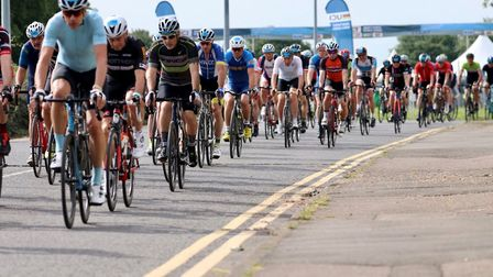 Sunday's Tour of Cambridgeshire attracted riders from around the country in an event that has grown