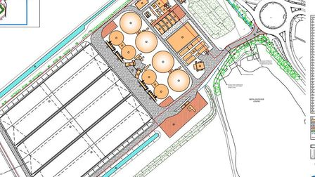 AD plant near Chatteris where an expansion programme has been agreed. The proposals were objected to