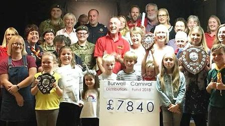 Burwell Carnival returns to the village's recreation ground this weekend – and the theme for 2019 is