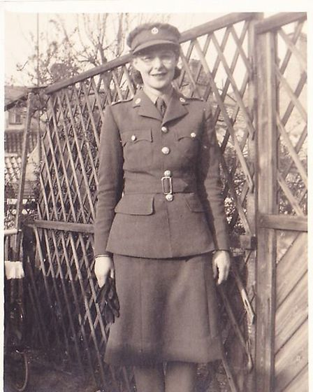 Family share pictures of Soham's Sister Mollie Evershed who saved 75 servicemen as ship sunk during