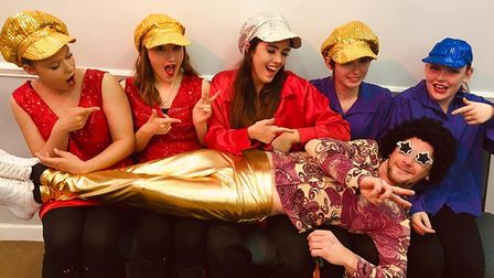 Step back in time to the 1970s and get groovy with the award-winning Littleport Players in their lat
