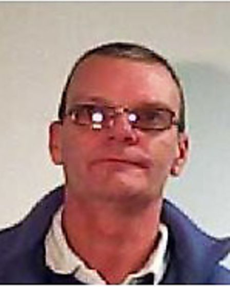 Anthony Bolden (pictured) could be on the run in March after escaping prison serving a sentence for