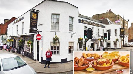 Ye Olde Griffin in March will host a charity event in aid of Cancer Research UK on Friday, June 14.