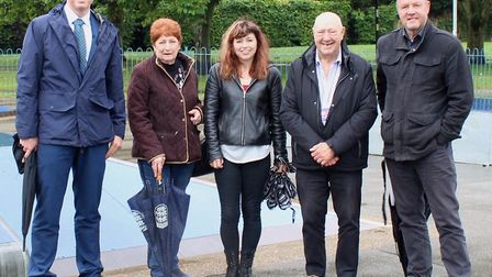 Funds for a new March skate park have now been secured by Fenland District Council. Picture: FENLAND
