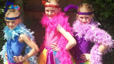 Little Downham youth theatre group Youth Acts UP to bring Seuss favourites to life. Picture: BECKY G