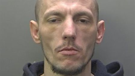 Ten years behind bars for Craig Chilman, who held a man at knifepoint and cracked two of his ribs in
