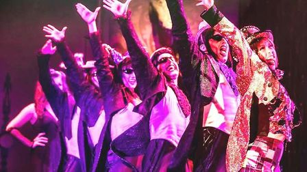 Richard O''Brien''s legendary rock 'n' roll musical, The Rocky Horror Picture Show, returns to the U