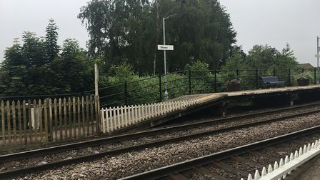 Mayor want CrossCountry franchise stripped for refusing more trains from Manea. Picture: JOHN ELWORT