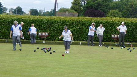 Round-up of the Ely & District Bowls League. Picture: Supplied