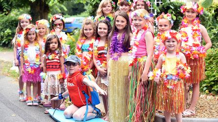 Hundreds of people turned out for the annual Doddington Carnival and Sports Day 2019. Picture: IAN C