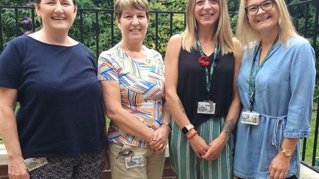 Ely school teacher Natalie has won an award for making a significant difference to the life of sever