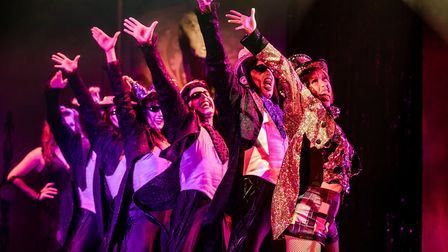 Richard O'?Brien'?s legendary rock ?n? roll musical, The Rocky Horror Picture Show, returns to the U