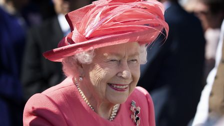 The Queen will open the new Royal Papworth Hospital in Cambridge. Here she is during a garden party