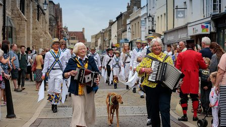 Hundreds of people enjoyed live music and more at Ely Folk Festival 2019, which took place over the