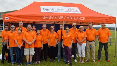 They have been hailed the Little Downham Magnificent Seven – and now they have conquered a charity s