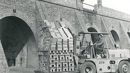 Leading masonry manufacturer Forterra's Kings Dyke brickworks in Whittlesey is celebrating its 50th