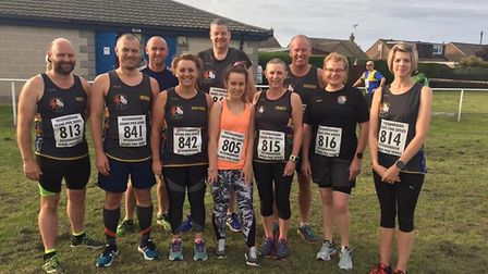 It's a family affair for Three Counties Running Club members: Peterborough 5k series. Picture: TCRC.