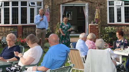 The Whittlesey branch of North East Cambridgeshire Conservative Association held their annual summer