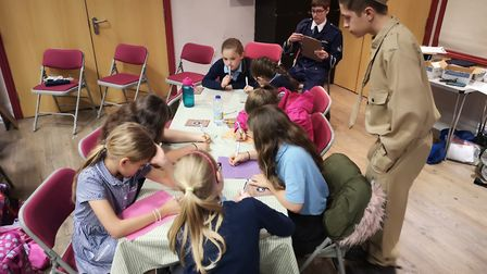 Year 5 pupils from Cavalry Primary School spent the day with 20Twenty Productions to learn everythin