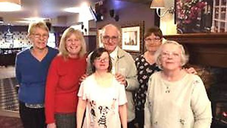 Coffee mornings at Eddie's in March aim to 'bring the people of Fenland together for friendship and