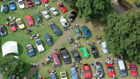 The Cambridge and District Classic Car Club are preparing for their annual car show in Ely next mont