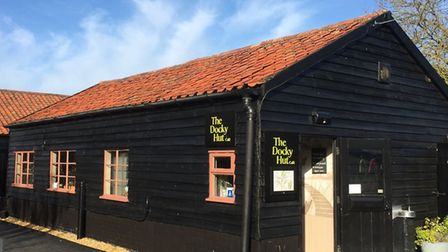 Thieves stole £200 worth of food from Wicken Fen Nature Reserve's Docky Hut Café after smashing thro