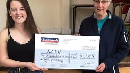Charity bowls tournament held at Ely Beet Social Club raises more than £2,000 for the intensive care