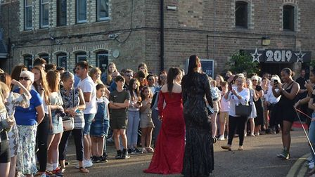 Ely College Prom 2019 at The Maltings, Ely. Picture; ,MIKE ROUSE