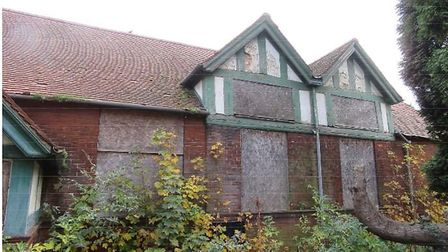 Agreement has been reached with planners for this derelict church hall in Station Road, Whittlesey –