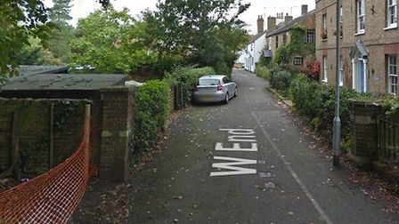 Men injured as they tried to break-up late night fight in March. Picture: GOOGLE/STREET VIEW.