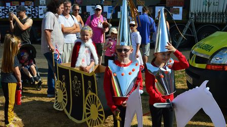 Throwback to last year's Doddington Sports & Carnival Day. Picture: ALICE HOWARD.