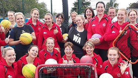 Ely Netball Club are holding open training sessions this summer. Picture: ELY NETBALL CLUB