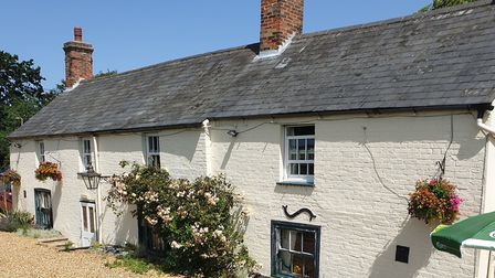 The Anchor Inn at Sutton Gault has been named as one of the 'Pick of the Pubs' across the UK. Pictur