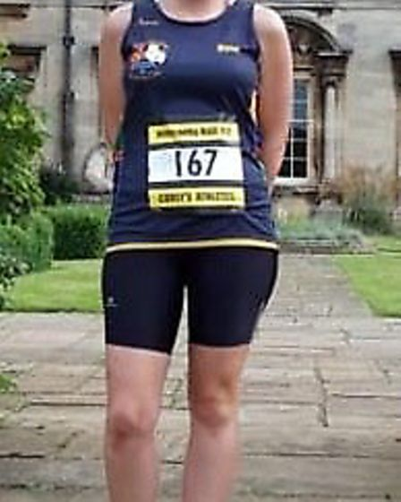 Three Counties Running Club members competed in a host of races over an eventful weekend. Picture: S