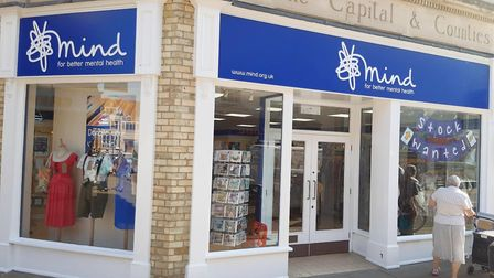 One-stop charity shop hits the high street as Mind launches first shop in Ely. Picture: MIND