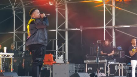 It was a memorable mix of the best in hip hop and RnB as Strawberries & Creem Festival hit the Cambr