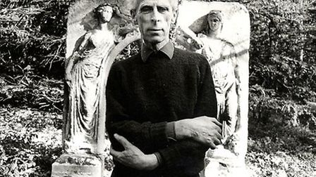 John Piper is recognised as one of the great British artists of the 20th century. Picture: CAROLINE
